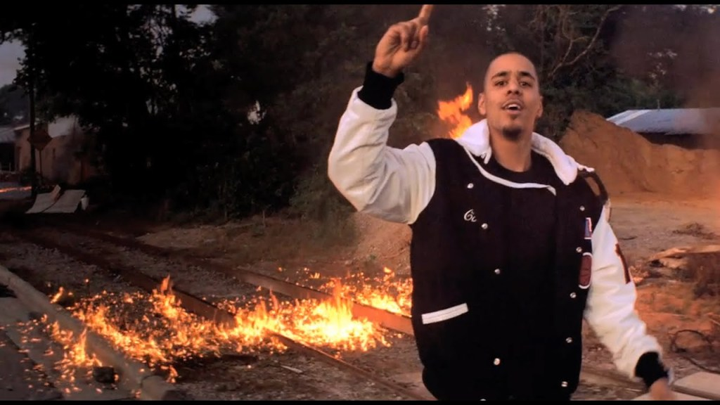 J. Cole Who Dat Video