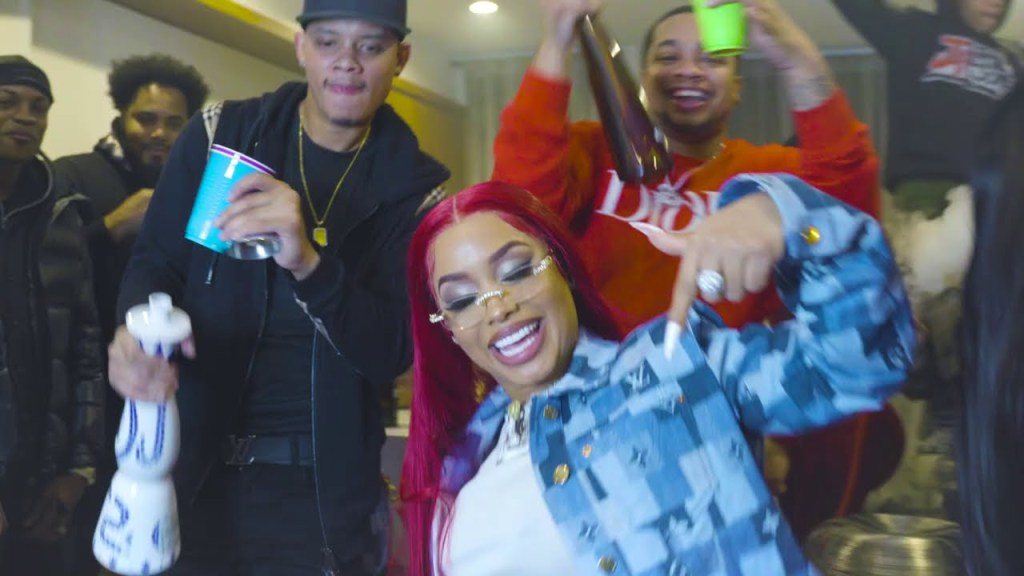 DreamDoll – Different Freestyle [Video]