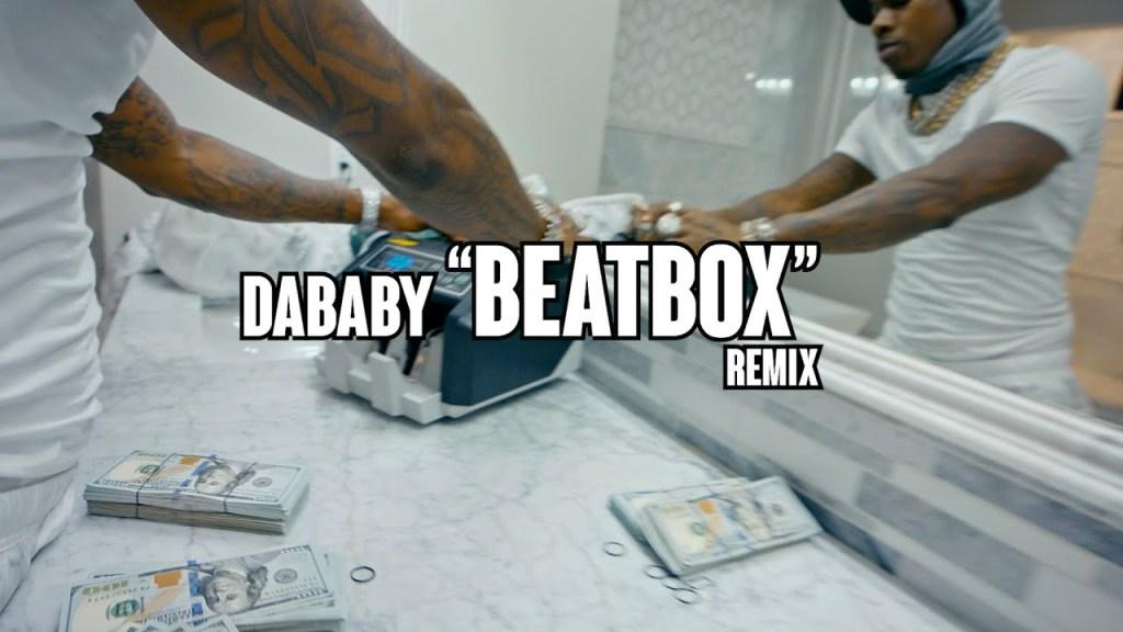 DaBaby Beatbox Remix Video