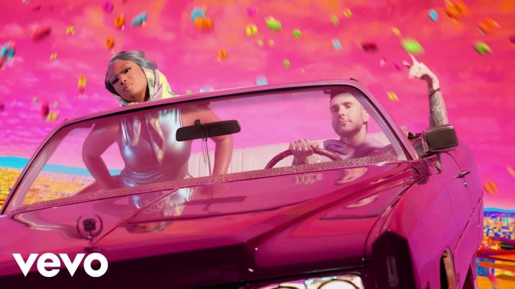 Maroon 5 Beautiful Mistakes Video