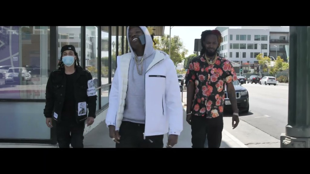 Yung Bleu – Lemon Pepper (Freestyle)