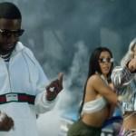 Lakeyah – Poppin ft Gucci Mane [Video]