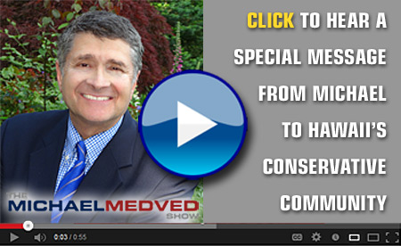 A Special Message from Michael Medved