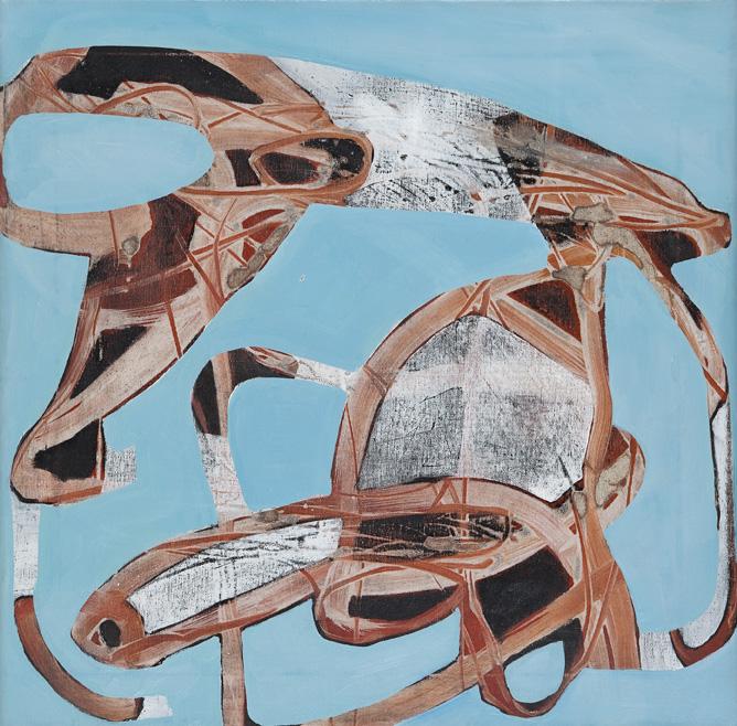Paintings by Monica perez vega