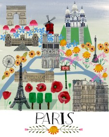 Paris by Anisa Makhoul