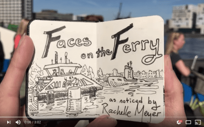 Faces on the Ferry