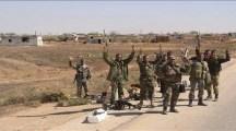 Syrian government forces regain control of four oil fields in Raqqah, Dayr al-Zawr
