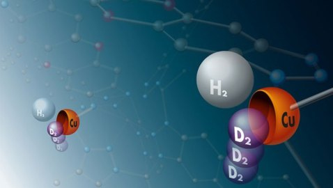 Using a Functionalized Metal-Organic Framework Compound to Filter Heavy Hydrogen Researchers Filter Deuterium and Tritium Using a Functionalized Metal-Organic Framework Compound