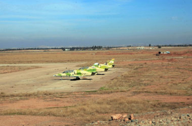 Syria fully reopens Kuweires air base; prepares to use it against ISIS