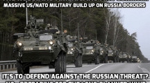 NATO: Instrument of US imperial power masquerading as freedom-loving military alliance