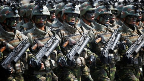 North Korea's Special Operations forces are numerous, mysterious and formidable