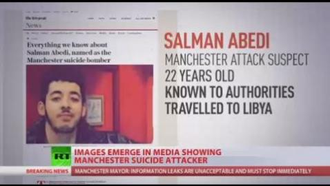 Manchester attacker had links to NATO proxies in Libya( Meaning this was a NATO FALSE FLAG)