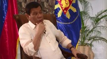 (Video)Duterte: Philippines is not US colony anymore, I want more ties with Russia