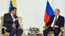 Russia decides to enter the game as the Empire's unbridled lust for regime change is destroying Venezuela