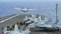 Always stoking tensions & war…US moves more warships, bombers near North Korea ahead of Olympics