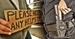 New City Ordinance Outlaws Giving Money to Panhandlers, Violators Will Be Fined & Jailed
