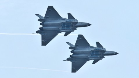 From China with might: Military expert breaks down technology behind latest Chinese aircraft (VIDEO)