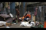 (Video) In LA, poverty on Skid Row defies US' humane reputation