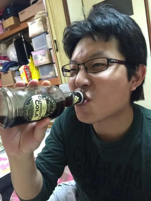 世界一おいしいコーラ