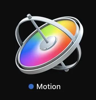 """ある動画を見たことで""""Motion""""の使い方がわかりました"""