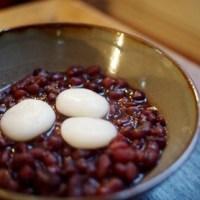 Shiratama-riisipallerot