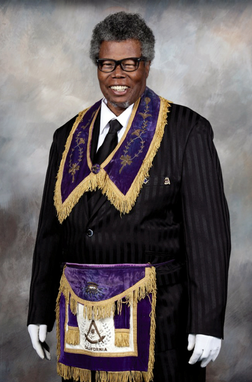 Right Worshipful Grand Senior Warden