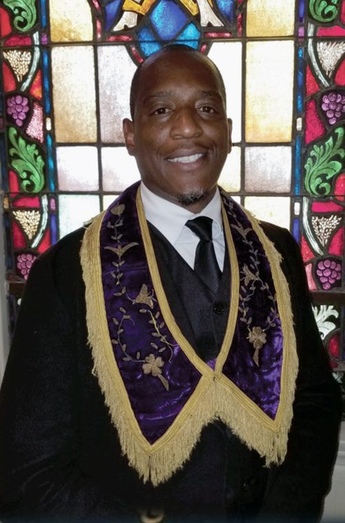 Right Worshipful Grand Secretary
