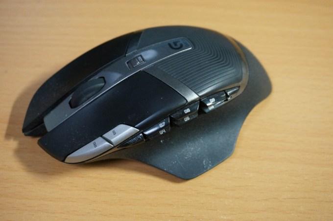 G602 ワイヤレス ゲーミング マウス