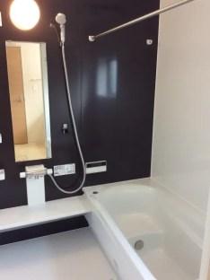 現地写真、浴室