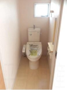 現地写真、トイレ