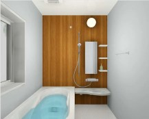 2号棟浴室仕様