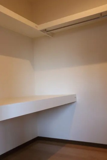 WICは中段の棚もあり、使いやすいです!