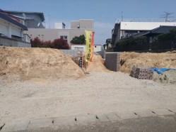 現地写真4月駐車場