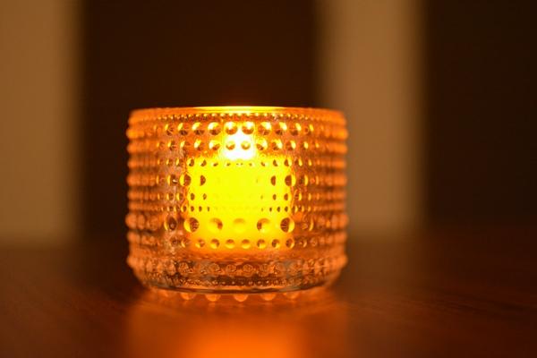 セリア LED ティーライトキャンドル