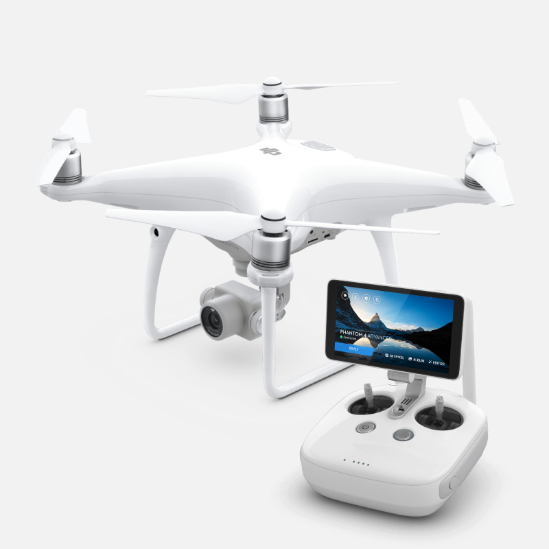 Hire DJI Phantom 4 Advanced Plus | 4k Camera Drone in Melbourne - Empire  Rentals - Camera and Lens Hire