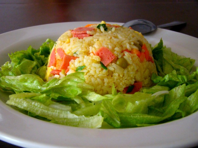 curry fried rice 4