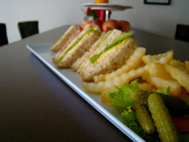 4 club sandwich