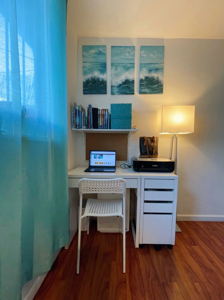 ROOM MAKEOVER OCEAN-THEMED