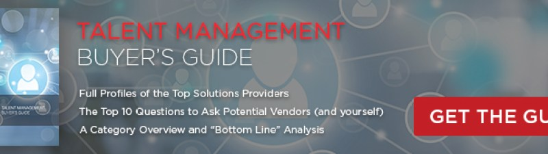 Download Link to Talent Management Buyer's Guide