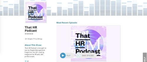 That HR Podcast
