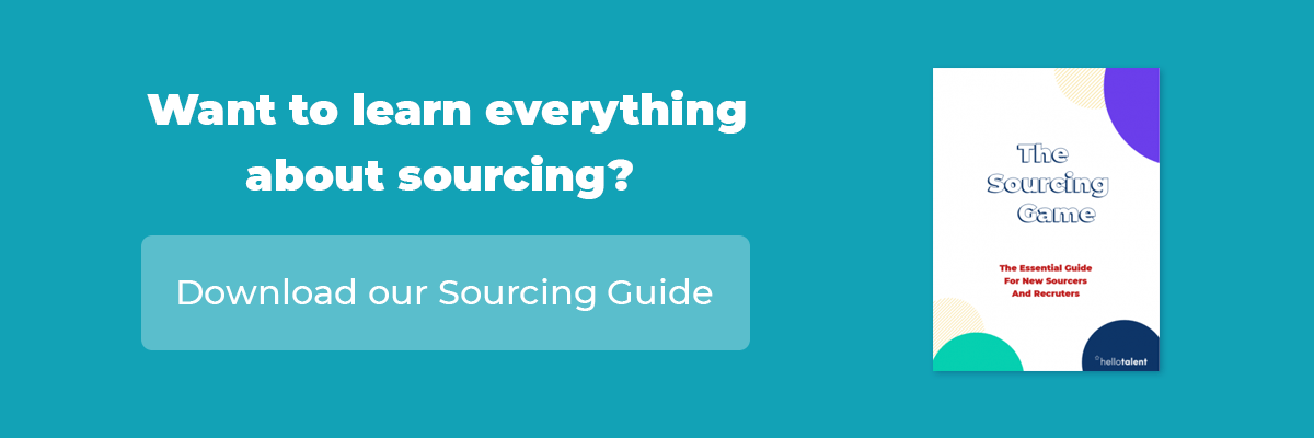 Sourcing Guide Hello Talent