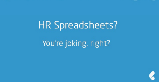 HR spreadsheets cover
