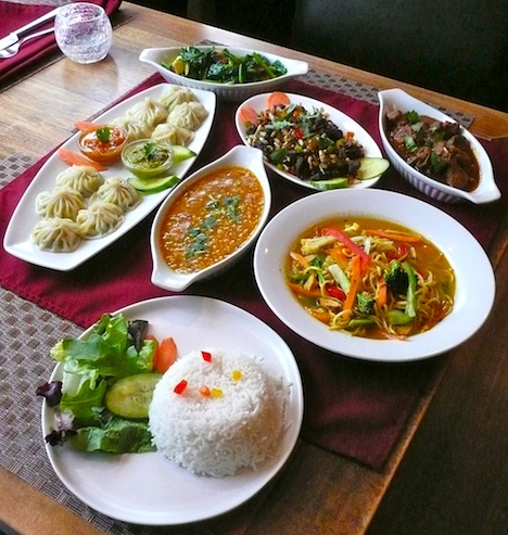 Vancouvers upstairs Gurkha Himalayan Kitchen adds a different dimension to West End dining