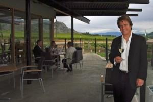 Black Hills president Glenn Fawcett, Tim Pawsey photo