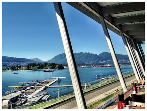 Cactus Club Coal Harbour Vancouver Sea to Sky Terrace: It's a showstopper, TP photo