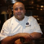 Chef Hamid Salimian bids farewell to Diva at the Met