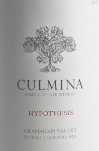 Culmina's inaugural release: Hypothesis