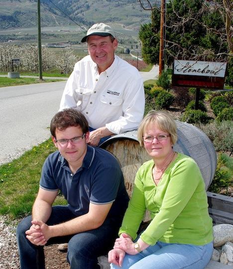 Tim, Larry and Julie Martiniuk