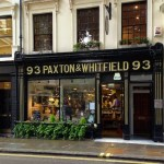 Paxton & Whitfield: A Slice of the Past (and Present)