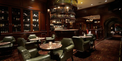 Hard to resist: Hy's bar (courtesy Hy's Canada)